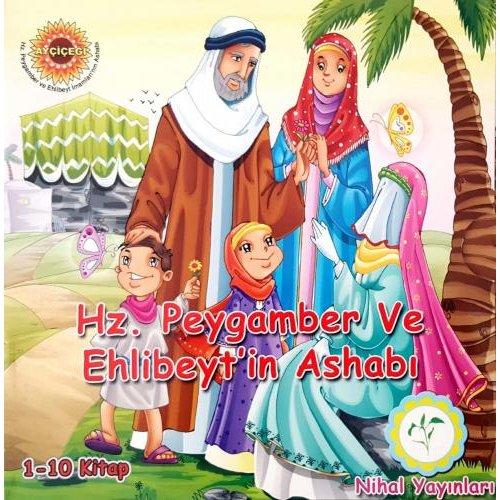 Hz. Peygamber ve Ehlibeyt'in Ashabı Set (01-48)