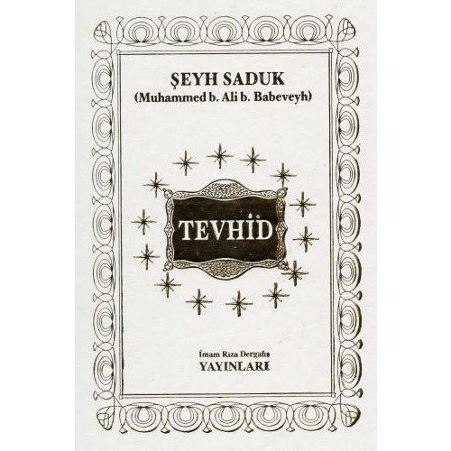 Tevhid (Şeyh Saduk)