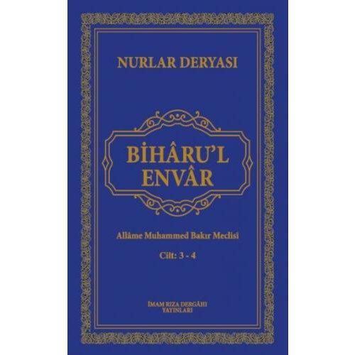 Bihâru'l Envar C. 3-4