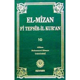 El-Mîzân Fî Tefsîr'il-Kur'ân c.10