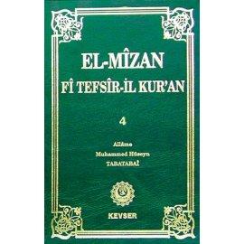 El-Mîzân Fî Tefsîr'il-Kur'ân c.4