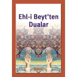 Ehl-i Beyt'ten Dualar (Plastik Cilt)