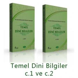 Temel Dini Bilgiler c.1 ve c.2