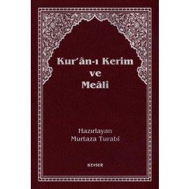 Kuran-ı Kerim ve Meali (Orta Boy)